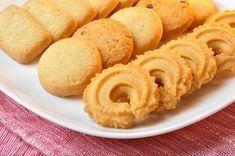 13 recetas para hacer galletas de mantequilla #Galletas #GalletasDeMantequilla #RecetasDeGalletas #GalletasCaseras #GalletasFaciles #Postres #Reposteria #PostresFaciles