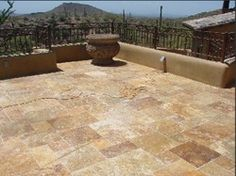 Delicieux Outdoor Travertine Pattern. Patio Flooring, Travertine Tile, Back Patio,  Tile Patterns,