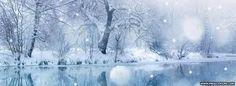 snow facebook cover