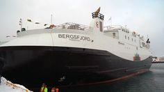 Fem dager før MS «Bergsfjord» ikke klarte å legge til kai i Hasvik kolliderte samme ferge med kaien i Bergsfjord. Sjøfartsdirektoratet vil nå se om det er en sammenheng mellom hendelsene.