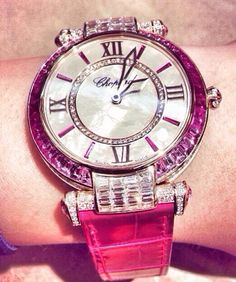 Chopard Imperiale with pink sapphires and diamonds 47cffa7bdd