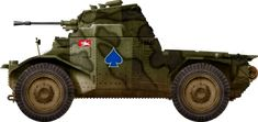 Panhard 178 (Or AMD 35). This was the most prolific and successful French ww2 armoured car.