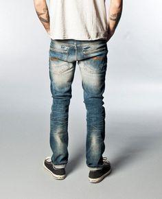 Thin Finn Org. Shawn Replica - Nudie Jeans Co Online Shop