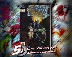 GHOST RIDER 2099 # 6 DE 1994. $ 50.00 Para más información, contáctanos en http://www.facebook.com/la5aDimension