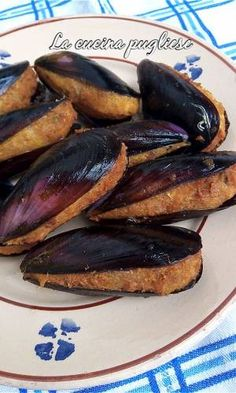 Eggplant, Seafood, French Toast, Vegetables, Cooking, Breakfast, Gastronomia, Sea Food, Kitchen