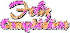 Imágenes de cumpleaños GIF animadas gratis Birthday Wishes, Birthday Cards, Samoyed Dogs, Happy Birthday Images, Ideas, Amor, Frases, Happy Birthday Cats, Happy Birthday Photos