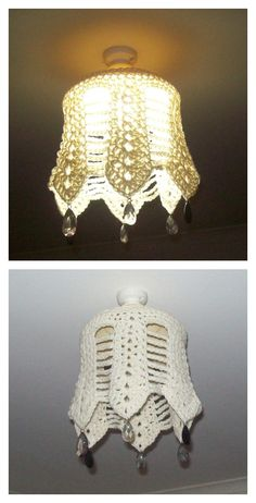 Crochet A Light Shade Free Pattern