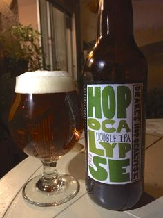 Drake's Brewing 'Hopocalypse' Double IPA Bottle Shop, Beer Bottle, Malt Beer, Cheap Beer, Double Ipa, Beers Of The World, Home Brewing Beer, Beer Packaging, Brew Pub