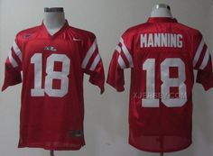 http://www.xjersey.com/ole-miss-rebels-18-achie-manning-red-jerseys.html OLE MISS REBELS 18 ACHIE MANNING RED JERSEYS Only $37.00 , Free Shipping!