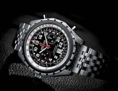 Breitling Chrono-matic 24H  ref A22360 from 2006 caliber 22 LC LIMITED 100pcs.