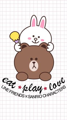 Line Cony, Cony Brown, T Line, Friends Wallpaper, Line Friends, My Melody, Sanrio, Cute Wallpapers, Emoji