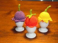 118 Beste Afbeeldingen Van Eierwarmers In 2019 Crochet Egg Cozy
