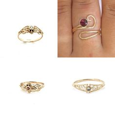 #jewelry #rings #weddingengagement #womensrings #delicatering #14kgoldring #ringsforwomen #victorianring #stonering #uniquering #solidgoldring #realgoldring #solid14kgoldring #diamondring #promisering #golddiamondring #14kgoldring #solid14kring #promisering #engagementring #realgoldring
