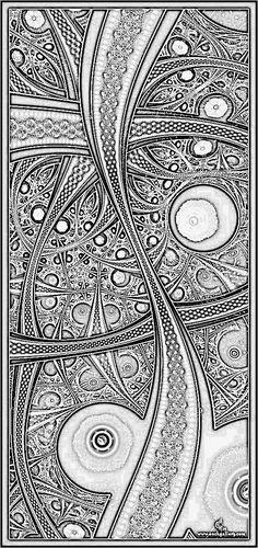 Zentangle by Victoria Lee Hirt Doodles Zentangles, Tangle Doodle, Tangle Art, Zentangle Drawings, Zen Doodle, Doodle Drawings, Doodle Art, Doodle Designs, Doodle Patterns