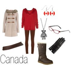 Canada from Hetalia. Who is that?