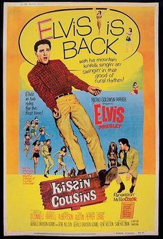 Kissin' Cousins … .Elvis Presley's Fourteenth Movie