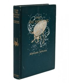 With the Night Mail by Rudyard Kipling 1st : Lot 60