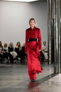 The Row Fall 2017 Ready-to-Wear Fashion Show Collection