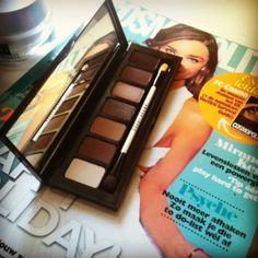 Bobbi Brown - Rich Chocolate Palette by Fleur Tine Chocolate Palette, Personal Taste, March 2014, Bobbi Brown, Blush, Eyeshadow, Box, Beauty, Style