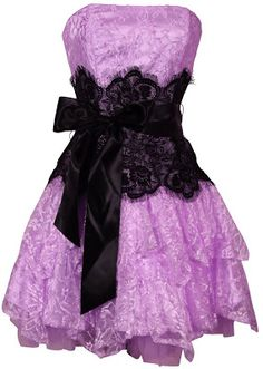 purple Short prom graduation dresses 2013
