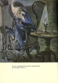 Ronald Searle ~ A Christmas Carol