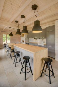 Zdjęcie numer 6 w galerii - Realizacje domów: drewniany dom na Litwie