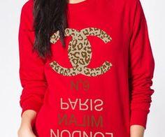 Paris Milan Londan Sweatshirt Raglan Fleece by DonDeMarco on Etsy