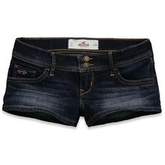 Hollister Co Hollister Low Rise Shorts