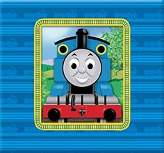 SandyLion 12-Inch by 12-Inch Thomas the Tank Engine Bo by Ed Scrapbook Album Review
