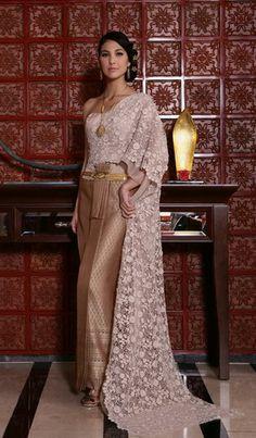 Thai wedding dress (New arrival)