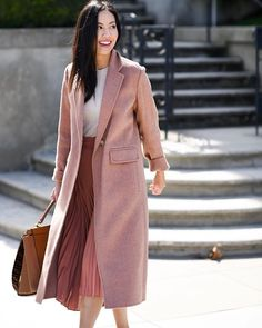 Korean Fashion Trends you can Steal – Designer Fashion Tips Winter Mode Outfits, Winter Fashion Outfits, Work Fashion, Urban Fashion, Winter Outfits, Autumn Fashion, Fashion Looks, Fashion Design, Fashion Top