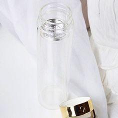 Rose Gold Detox Water Bottle: www.dropbottle.co