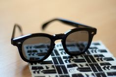 Hentsch Man – Bobby Black Sunglasses via OPUMO | Anchor Division
