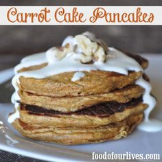 20 (Indulgent!) Pancake Recipes