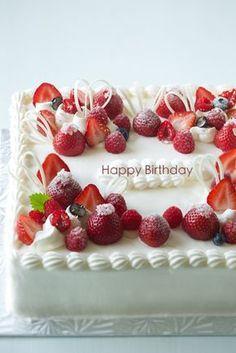 Orange cake without flour - HQ Recipes Beautiful Cakes, Amazing Cakes, Fruit Birthday Cake, Fresh Fruit Cake, Japanese Cake, Square Cakes, Dessert Decoration, Strawberry Cakes, Sweet Cakes