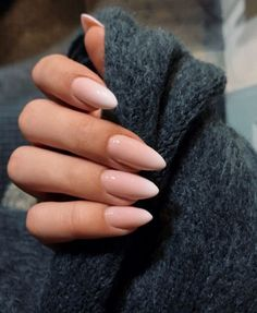 "If you're unfamiliar with nail trends and you hear the words ""coffin nails,"" what comes to mind? It's not nails with coffins drawn on them. It's long nails with a square tip, and the look has. Glitter Manicure, Manicure Y Pedicure, Nude Nails, Pink Nails, Coffin Nails, White Nails, Sparkle Nails, Acrylic Nails, Gel Ombre Nails"