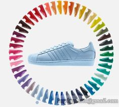 Men's And Women's SUPERSTAR SUPERCOLOR Shoes Light Blue|only US$88.00 - follow me to pick up couopons. Cheap Adidas Shoes, Cheap Shoes, Nike Shoes, Adidas Sneakers, Adidas Superstar, Superstar Supercolor, Women's Shoes, Mens Trainers, Adidas Stan Smith