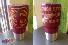 Yeti Cup Decal Placement Vinyl Project Ideas And Tips