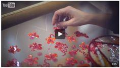 Видео о том, как создавалась коллекция CHANEL Spring-Summer 2015 Haute Couture
