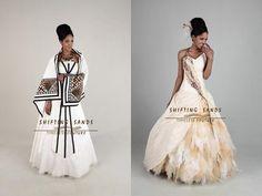 Johannesburg Traditional Wedding Dresses | Shifting Sands | Ndebele | Tswana | Xhosa | Zulu | Sotho | Pedi | African Inspired Outfits