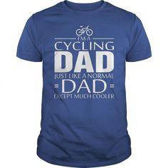 CYCLING DAD #sunfrogshirt