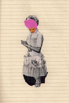 Greta Samsa by elsrgarcia, via Flickr