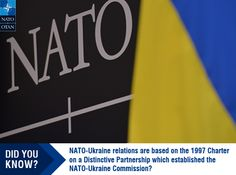 On what are relations between NATO and Ukraine based? Did You Know, Ukraine, Knowing You, My Photos, Facts, Photo Blog, Logos, Graz