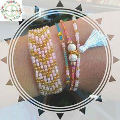 Beads Bracelet (Peyote) ~