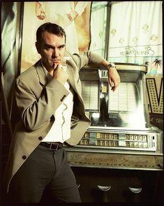 Morrissey's the juke box jury