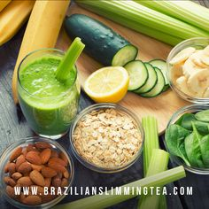 Healthy green smoothie! #brazilianslimmingtea #brazilianbelle healthy #foods #healthytip #teatime #fitness #motivationalfit #eatclean #getfit #smoothies #greenlife #lifestyle