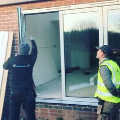 Every inch of this system is designed with the user in mind.no other system will give you the freedom the Panoramic Door does 🏠 Vinyl Doors, Folding Doors, Luxury Living, Outdoor Living, Home Improvement, Freedom, Designers, Construction, Photo And Video