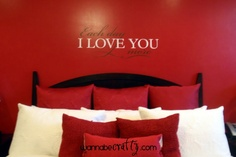 I Like This Shade Of Red With Black Furnitures White Accessories Not Fan Maybe Do Bedroom Years Later
