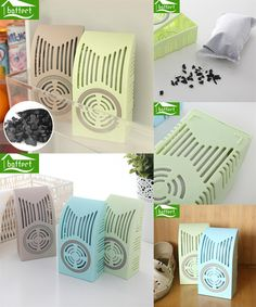 [Visit to Buy] Eliminate Odor Box Health Activated Carbon Removing Odor Refrigerator Wardrobe Shoe Rack Toilet  Health Sachet #Advertisement