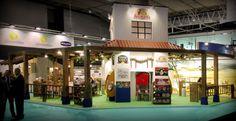 Fotos de los stand de Cotrading, Friselva, DO Priego, CRDO Jumilla, Central Hisúmer, Pescamar, Hoteralia, Quesos Rocinante y Liquats para la feria Alimentaria 2016 de Barcelona
